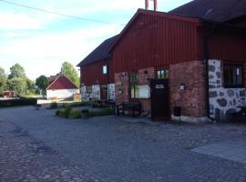 Hässleholmsgårdens Vandrarhem, Hässleholm