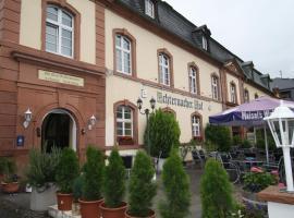 Hotel Echternacher Hof, Kröv