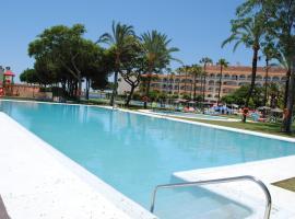 Gran Hotel del Coto, Matalascañas