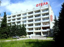 Airport Hotel Omega, Nizhniy Novgorod