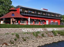萊茵國王酒店, 坎普-波恩霍芬