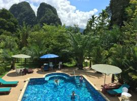 The Hotel Khaosok and Spa, Khao Sok