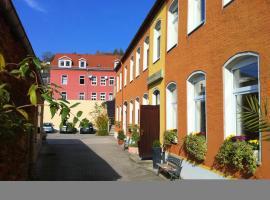 An der Porzellan-Manufaktur Pension, Meissen