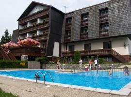 Hotel Pavla Vysočina, Nové Město na Moravě