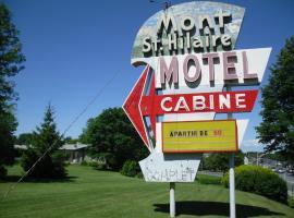 卡賓蒙聖希萊爾汽車旅館, Saint-Hilaire