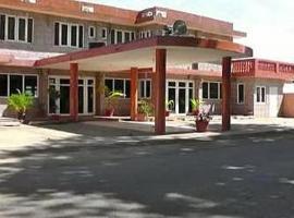 Hotel Colombus, Aguada