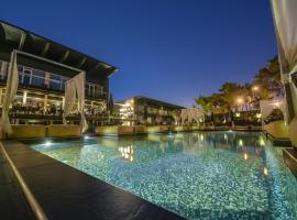 Evidencia Belverde Atitude Hotel, Charneca