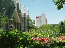 Salt Lake Plaza Hotel at Temple Square, Salt Lake City