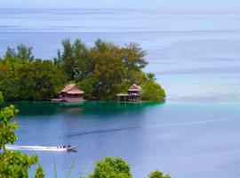 Oravae Island Cottages, Gizo