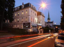 Hotel des Eaux, Екс-ле-Бен