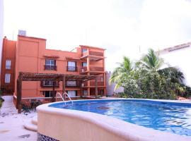 Hotel Boutique Vista del Mar, Косумель