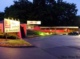 Autogrill Beaune Tailly - Paris vers Lyon, Бон