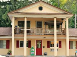Holiday Motel, Andover