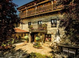 Casa Zalama, San Pelayo - Merindad de Montija