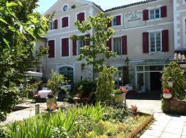 Hôtel Le Mont Royal, Réalmont