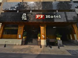 Hotel PF, Mexíkóborg
