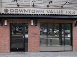AAE Portland Downtown Value Inn, Portland