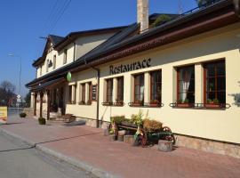 Penzion Stare Casy, Horní Bečva
