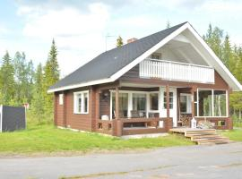 Palojärven Lomakeskus, Sonka