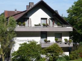Hotel Römerschanze, 슈나이더슈발렌베르크