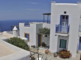Kyma sto Phos, Chora Folegandros