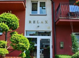 Dom Gościnny Relax, Rewal