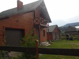 Cottages Perlyna, Mykulychyn