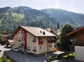Pension Posauner, Dorfgastein