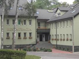 Hotel Morąg, Morąg