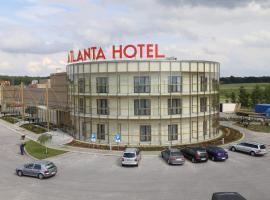 Hotel Atlanta, Stare Jeżewo