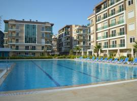 Moonlight Apartment, Antalya
