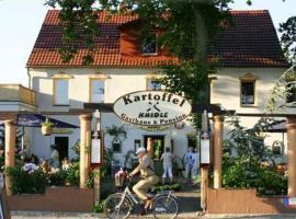 Kartoffelgasthaus & Pension Knidle, Lübbenau
