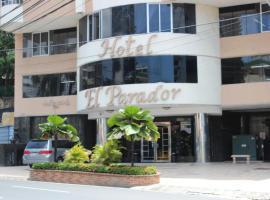 Hotel Parador, Ciudad de Panamá