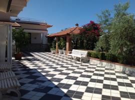 Villa Fanny Garden & Sea, Trabia