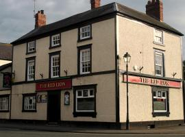 The Red Lion, Tarvin