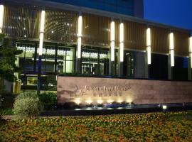Dongguan Junyue Internation Hotel, Tungkuan