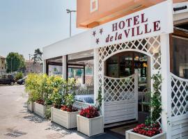 Hotel De La Ville, Fano