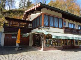 Haus Zeitz, Schönau am Königssee