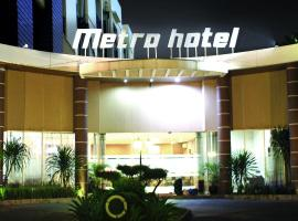 Metro Hotel Jababeka, Cikarang