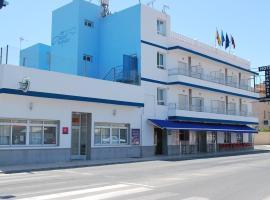 Hotel Trabuco, Santiago de la Ribera