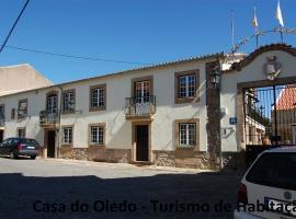 Casa Do Oledo-Turismo Habitacao, Oledo