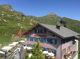 Berghaus Grindelwaldblick