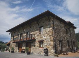 Casa Rural Urikoa, Arantzazu