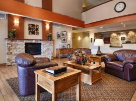 Best Western PLUS Fossil Country Inn & Suites, Kemmerer