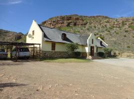 Bushman Valley, Prince Albert