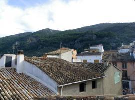 Casa Rural Montcabrer, Agres