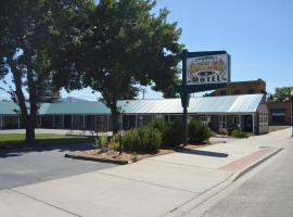 Newport Antler Motel, Newport