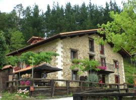 Casa Rural Iturbe, Axpe de Busturia