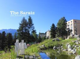 Hotel Saratz Pontresina, Pontresina