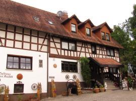 """Landgasthof & Pension """"Zur Schönen Aussicht"""", Mörlenbach"""
